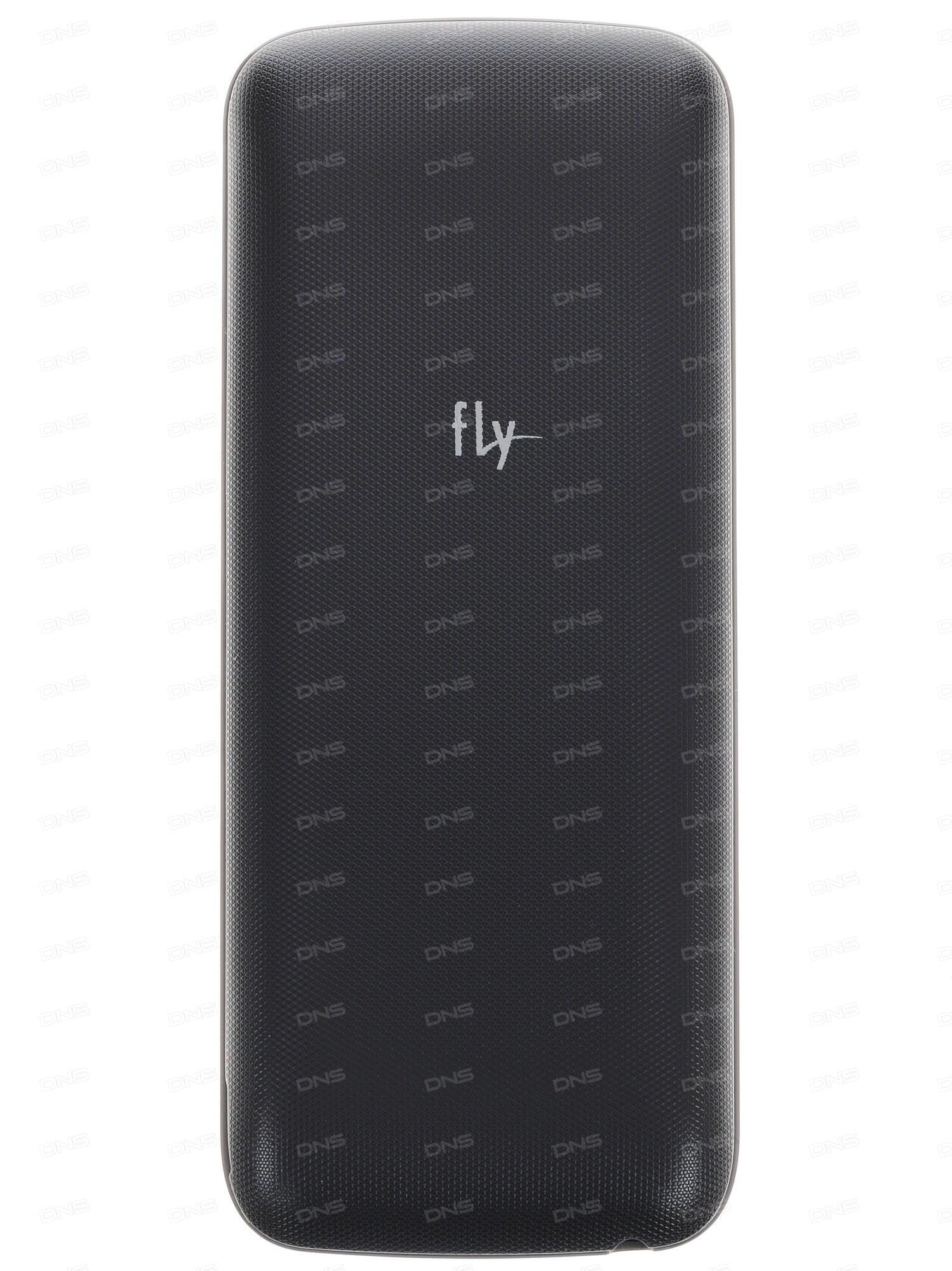 Сотовый телефон Fly Ezzy Trendy 3 Dark Grey