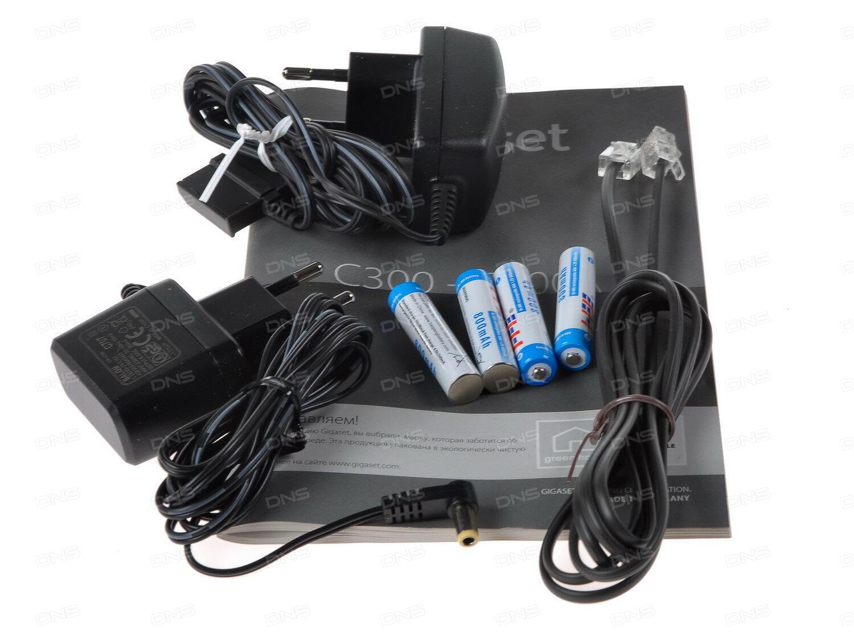 Купить Телефон беспроводной (DECT) Siemens Gigaset C300 ...