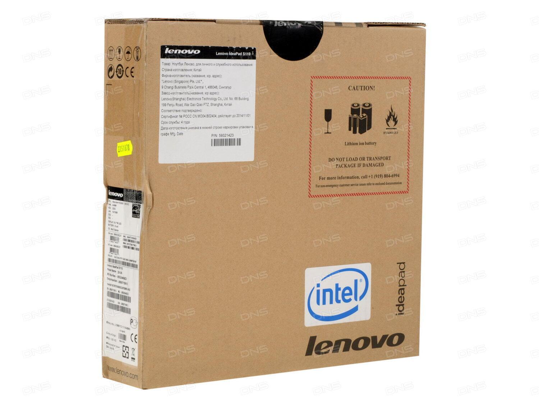 Lenovo ideapad s110 wifi