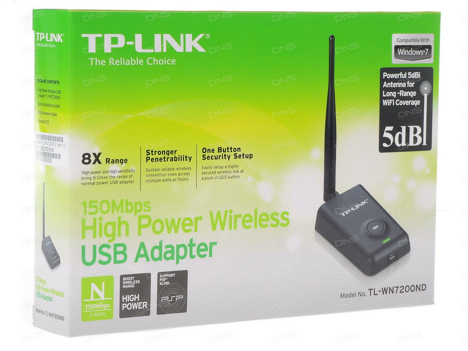 Tp link tl wn7200nd driver