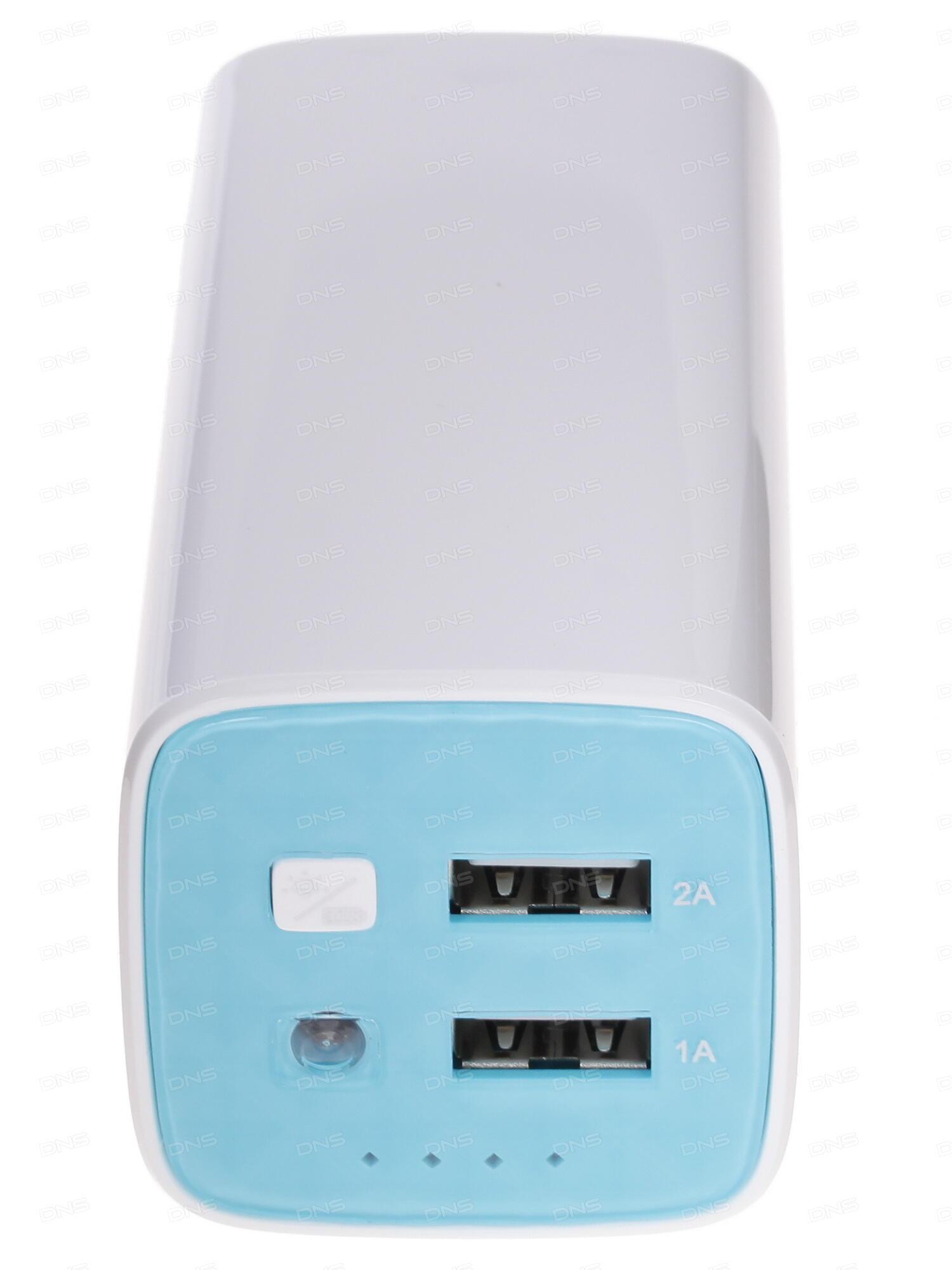 Купить Портативный аккумулятор TP-LINK TL-PB10400 белый в интернет магазине DNS. Характеристики ...