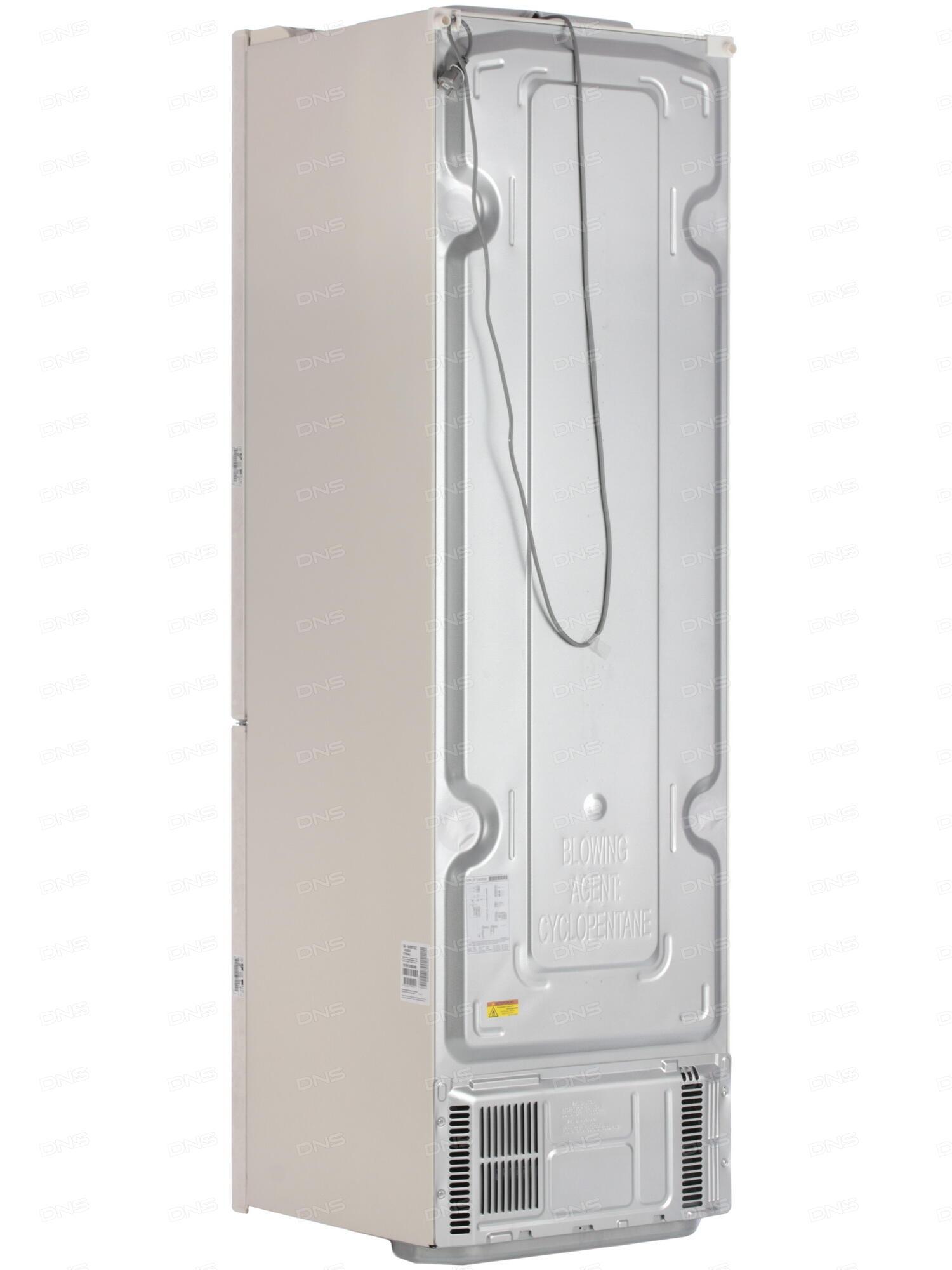холодильник lg ga b499yeqz купить