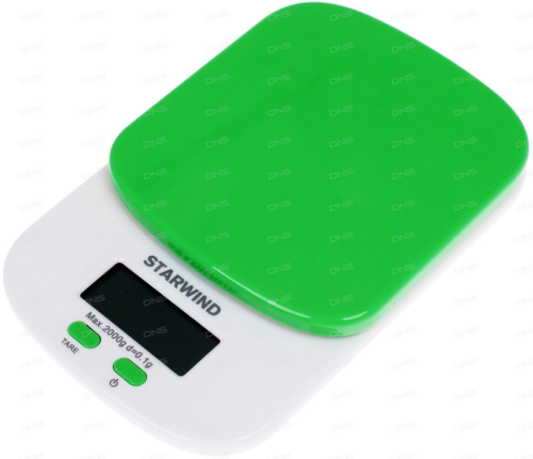 Весы Кухонные электронные UNIT UBS-2152