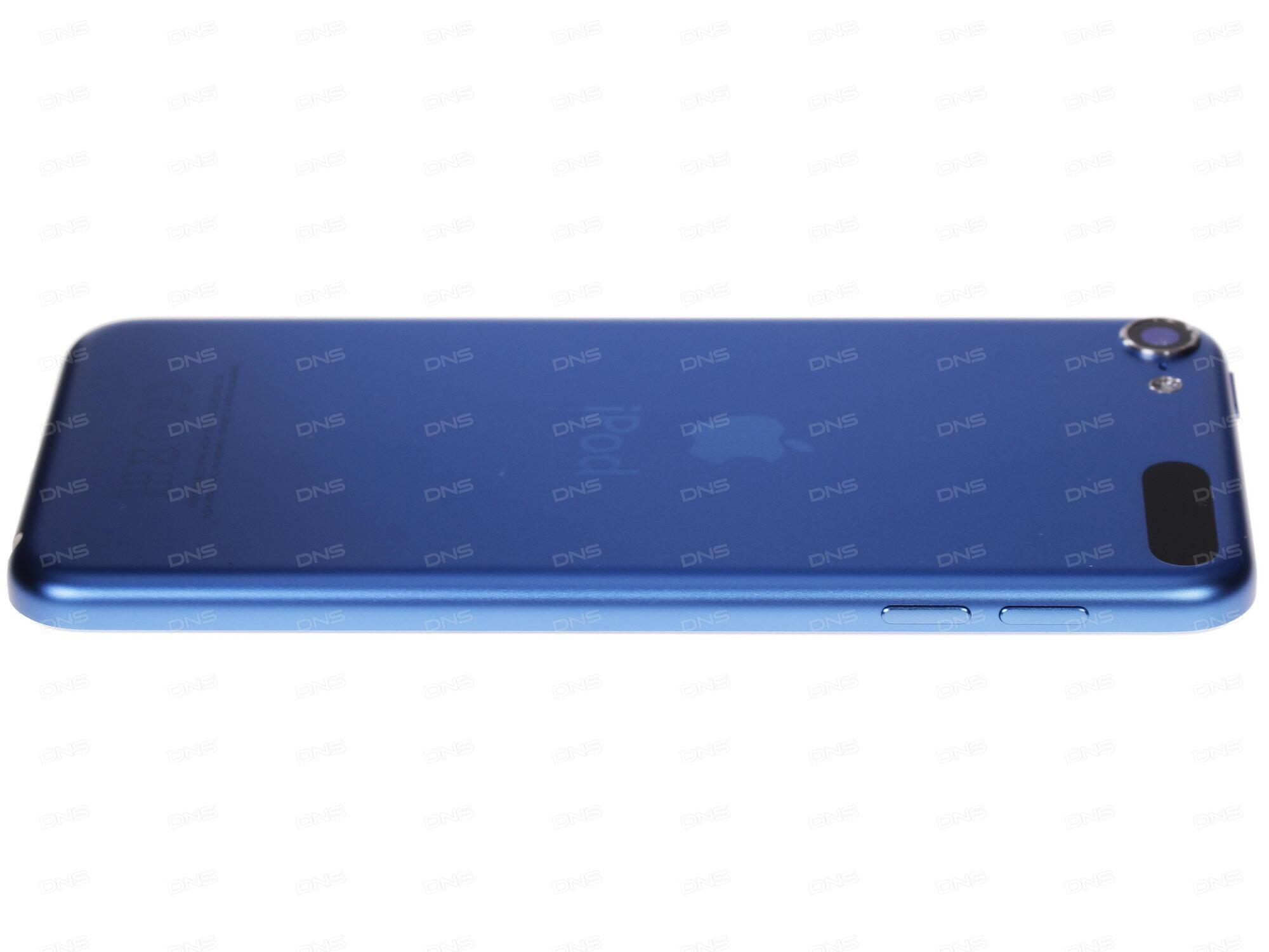 Плеер APPLE iPod Touch 6 - 64Gb Silver MKHJ2RU/A