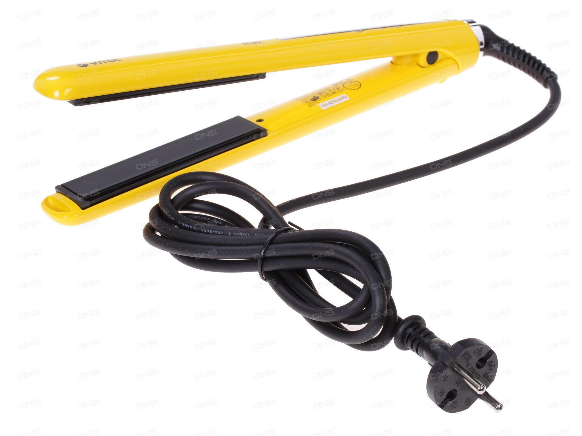 Выпрямитель волос Vitek VT-2324 35 чёрный