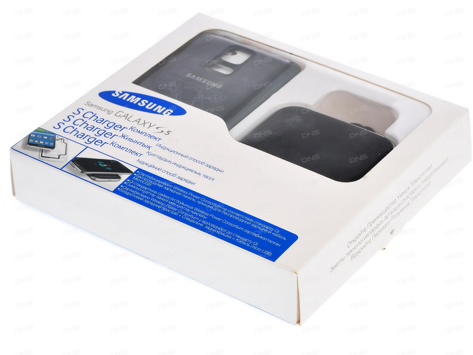 Сетевое зарядное устройство Deppa 2 USB 2.1А дата-кабель 8-pin для Apple белый Ultra 11306