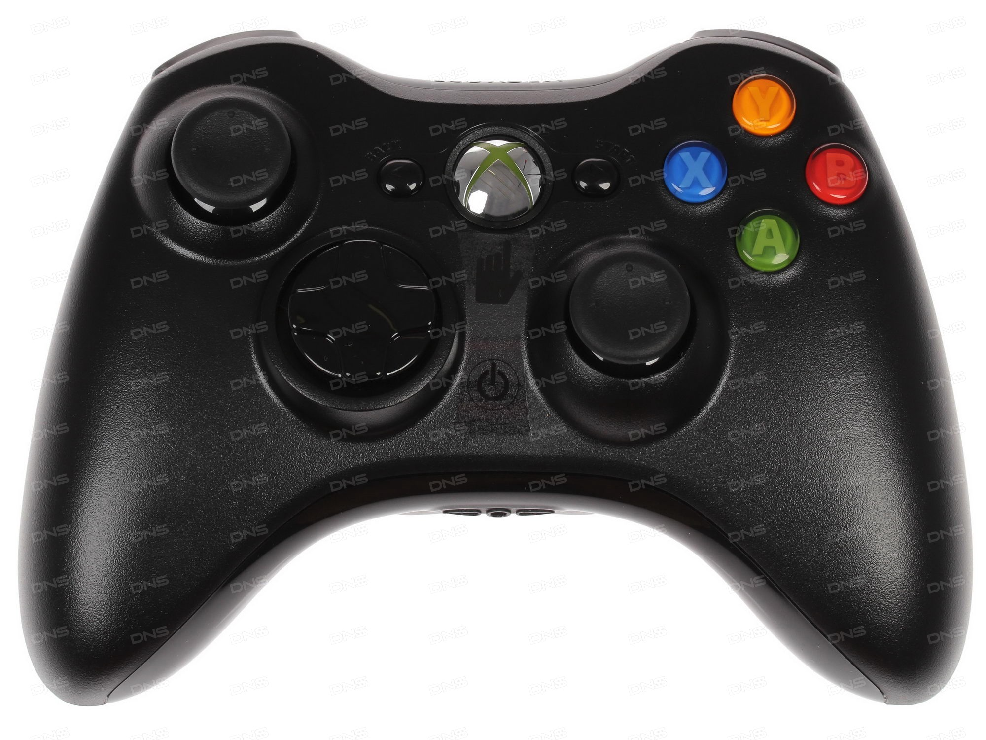 Xbox 360 геймпад фото