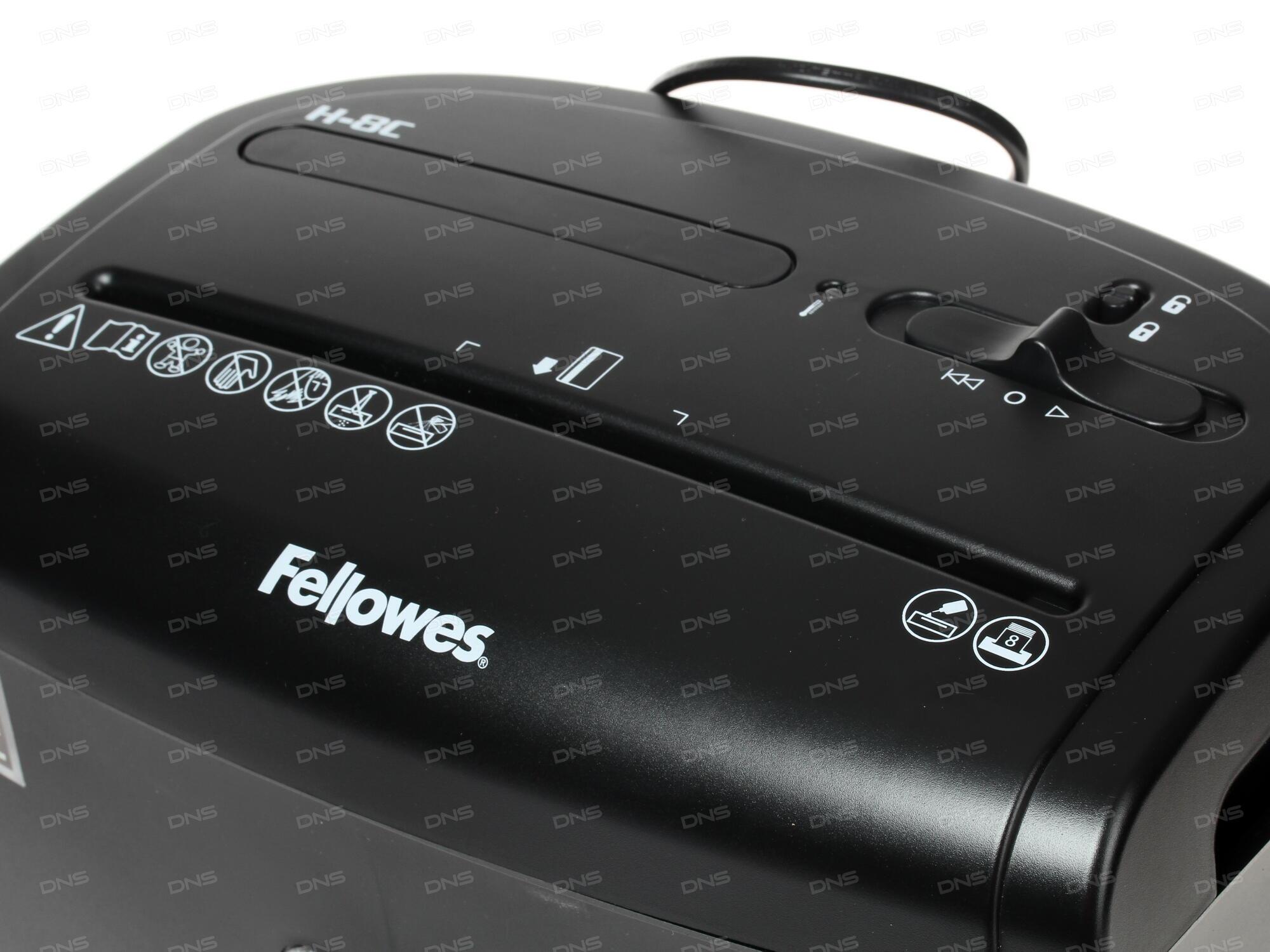 Уничтожитель бумаг Fellowes PowerShred Shredmate 4листа 4.5л FS-37005