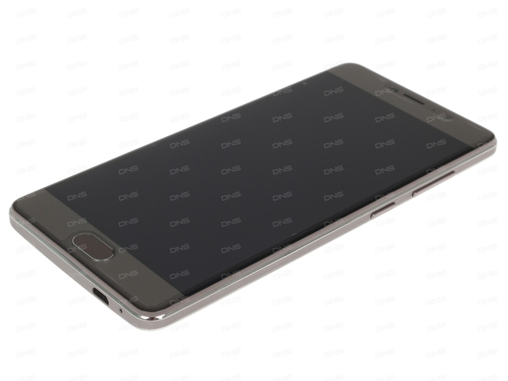 Смартфон BQ 5202 Space Lite Space Grey MediaTek MT6737 (1.3)/16 Gb/2 Gb/5,2