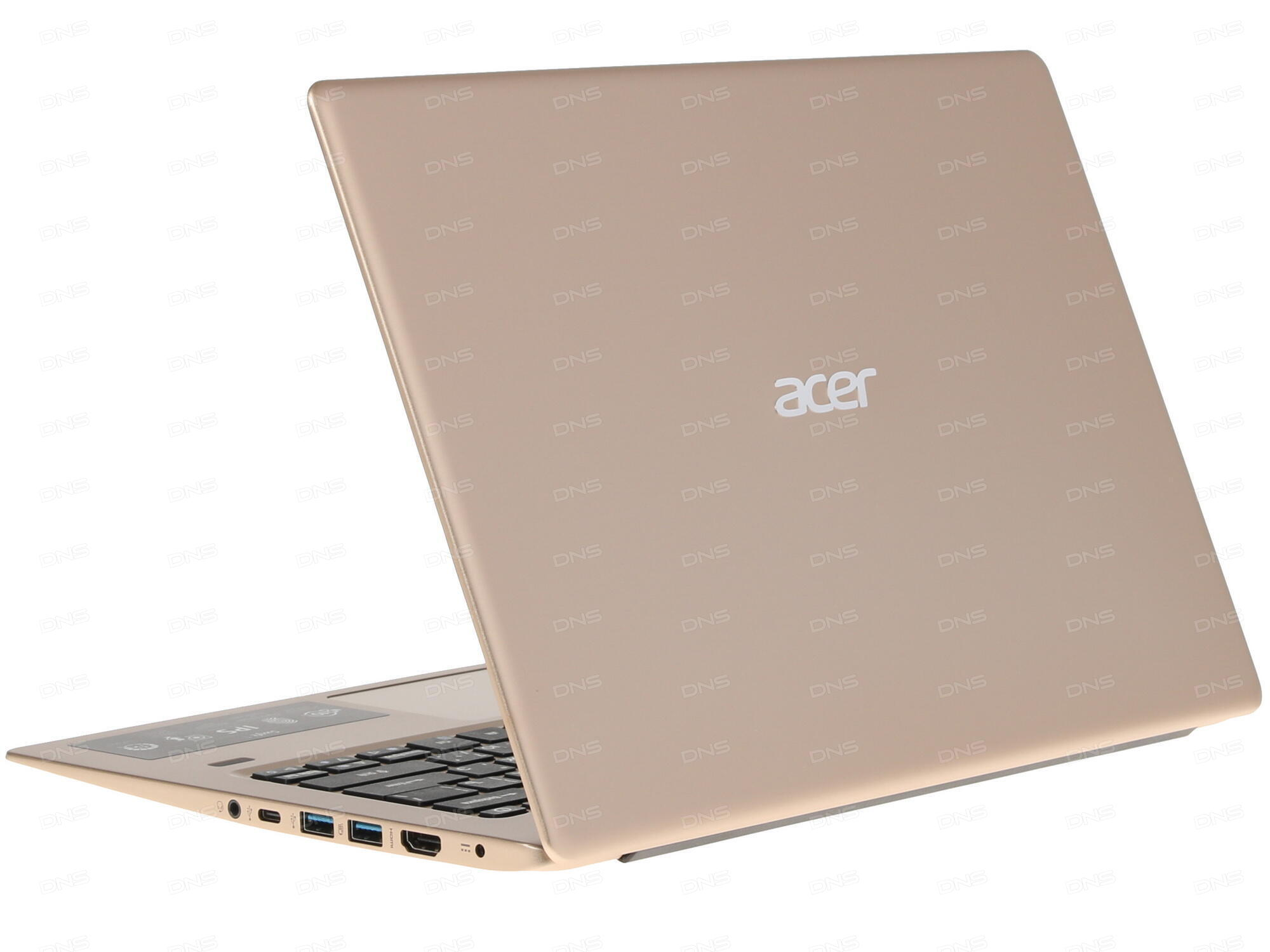 Ноутбук Acer Swift 3 SF314-52-78SA NX.GPLER.005 (Intel Core i7-7500U 2.7 GHz/8192Mb/256Gb SSD/No ODD/Intel HD Graphics/Wi-Fi/Bluetooth/Cam/14.0/1920x1080/Windows 10 64-bit)
