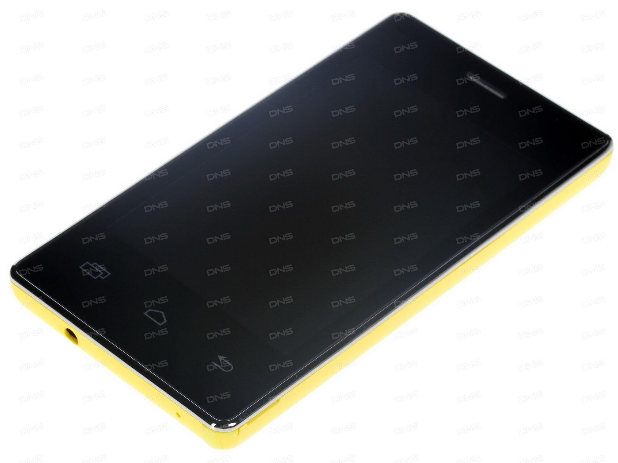 Сотовый телефон Aceline FL1 Black