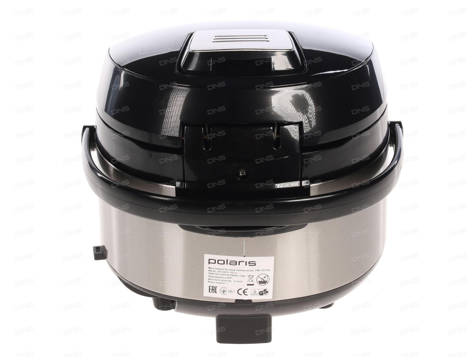Мультиварка Polaris PMC 0558AD Black