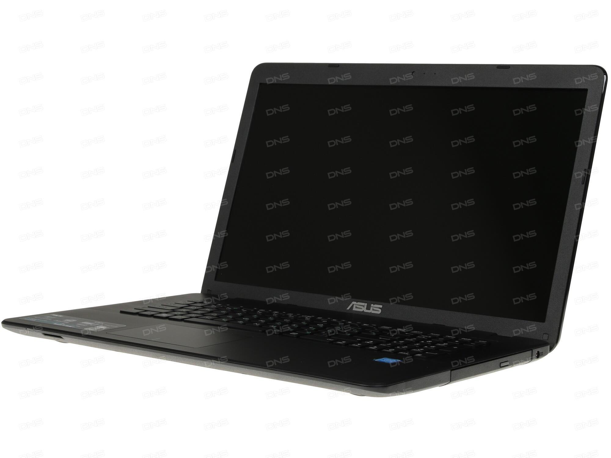 ноутбук asus x751sa ty165d драйвера