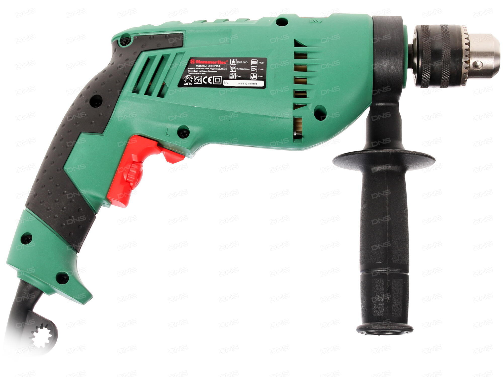 Hammer Flex Udd710a Dns