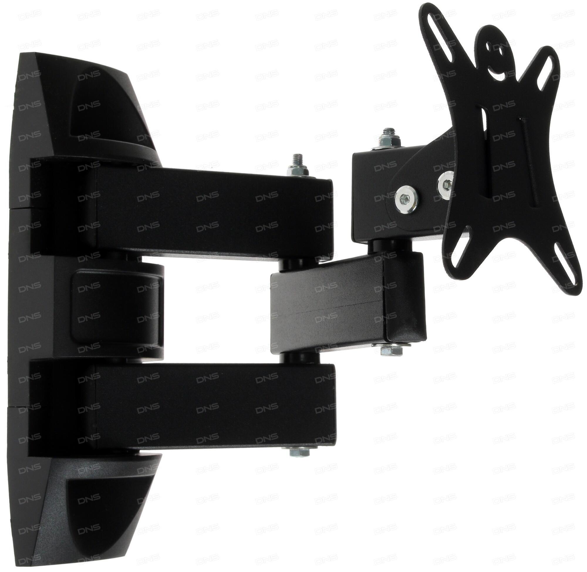 Кронштейн Holder LCD-F6604-B черный для ЖК ТВ 42-65