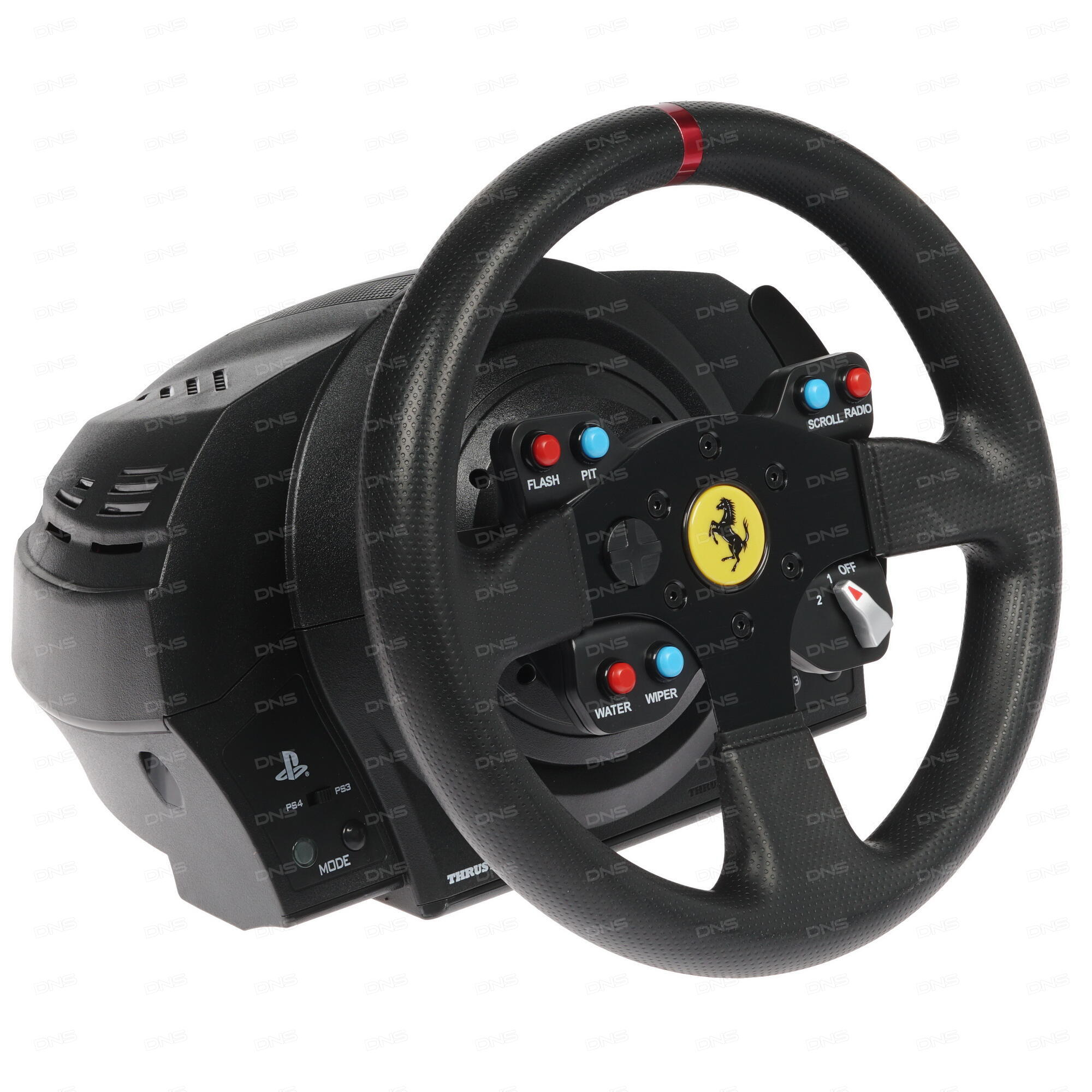 thrustmaster t300 ferrari gte. Black Bedroom Furniture Sets. Home Design Ideas