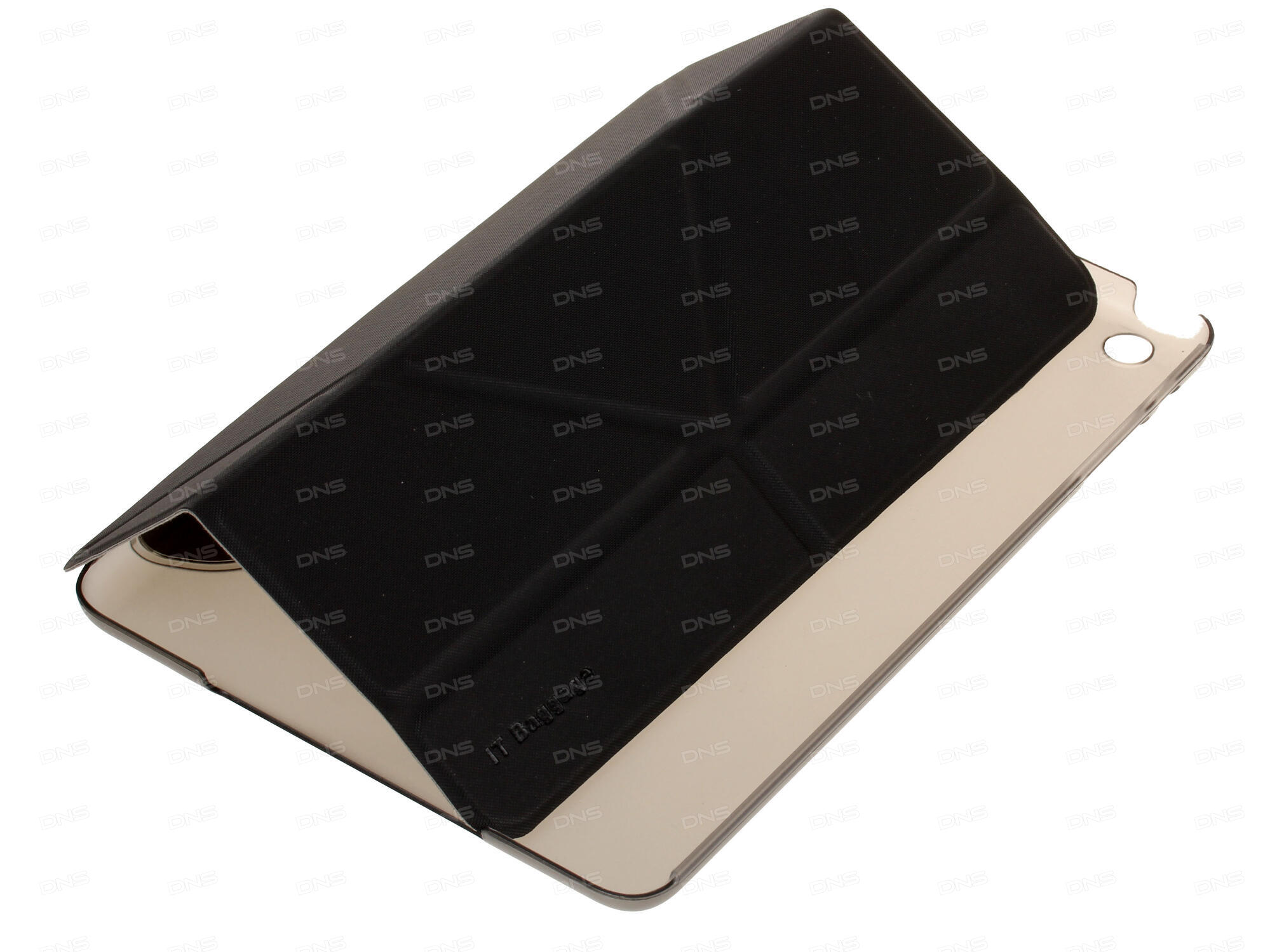 Чехол IT Baggage для iPad Air hard case иск.кожа Blue ITIPAD501-4