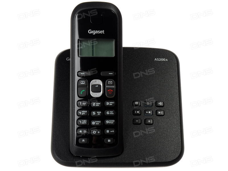 Радиотелефон Gigaset C530A DUO / C530AM DUO Black