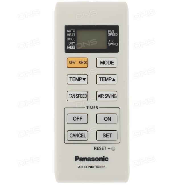 Отзывы покупателей о Сплит-система Panasonic CS/CU-YW9MKD