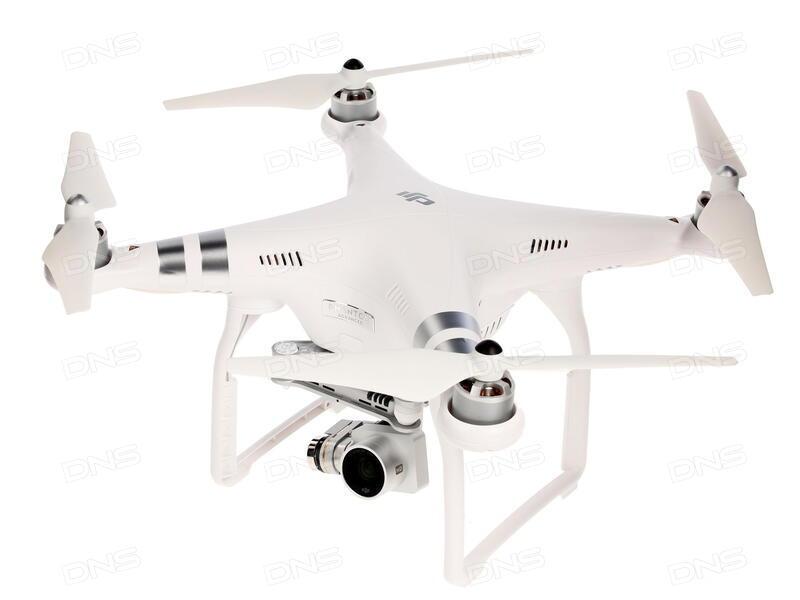 Технические характеристики Квадрокоптер DJI Phantom 3