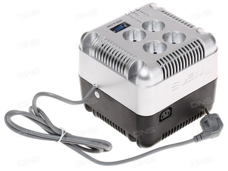 Стабилизатор напряжения sven neo 2000 сварочный аппарат arc 200a