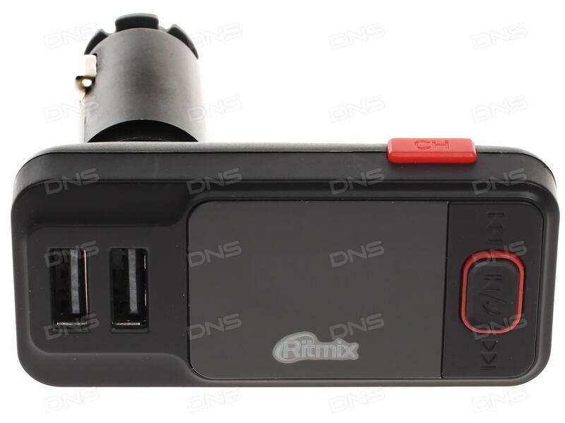 Автомобильный FM-модулятор Ritmix FMT-A775 - фото 10