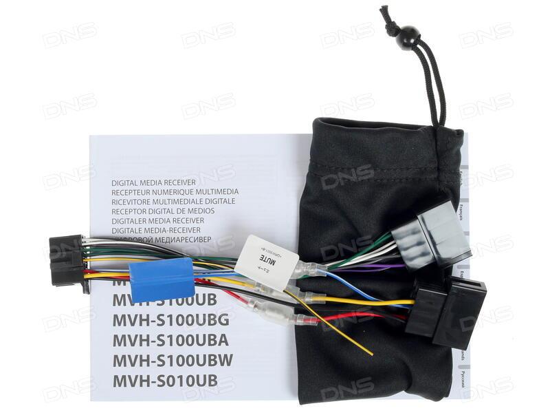 Автомагнитола Pioneer MVH-S100UI - фото 11