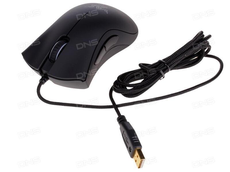 Купить Мышь проводная Razer DeathAdder 2013 черный в