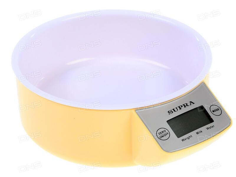 Весы Кухонные UNIT UBS-2155 Светло-серый