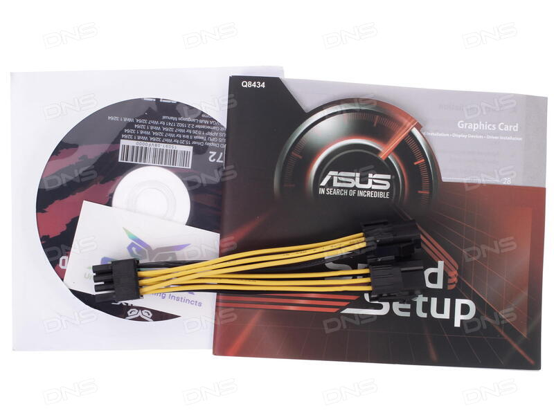 Купить Видеокарта ASUS AMD Radeon R9 390 STRIX OC [STRIX