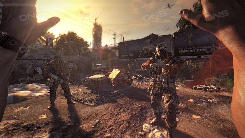 Dying Light игра скачать торрент на русском - фото 4
