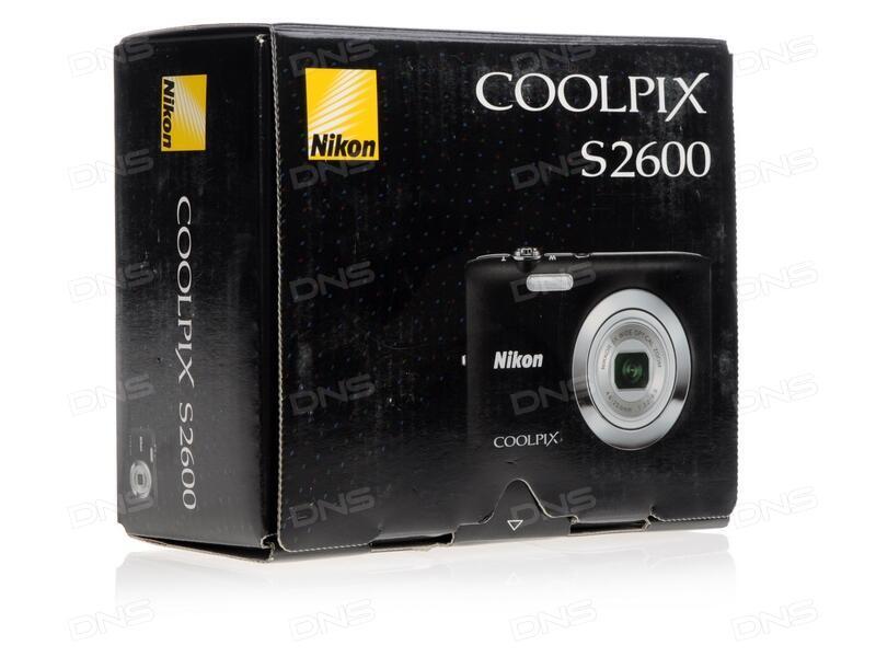Инструкция nikon coolpix s2600