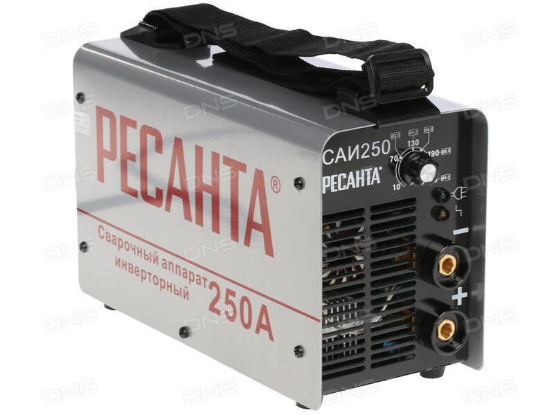 Сварочные аппараты ресанта 250 цена купить сварочный аппарат саб 258
