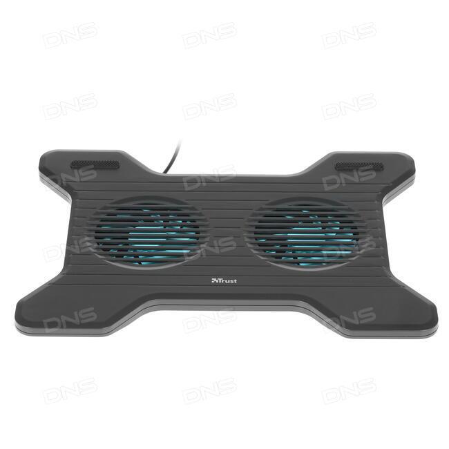 f302e7147 Подставка для ноутбука Trust Xstream Breeze Notebook Cooling Stand черный