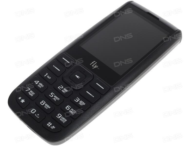 Сотовый телефон Fly FF247 Black