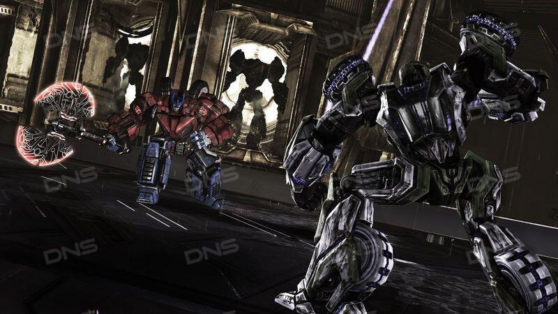 Трансформеры Битва За Кибертрон Игра Скачать Бесплатно На Компьютер - фото 4