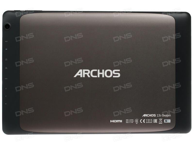 13 3 archos 133 oxygen. Black Bedroom Furniture Sets. Home Design Ideas