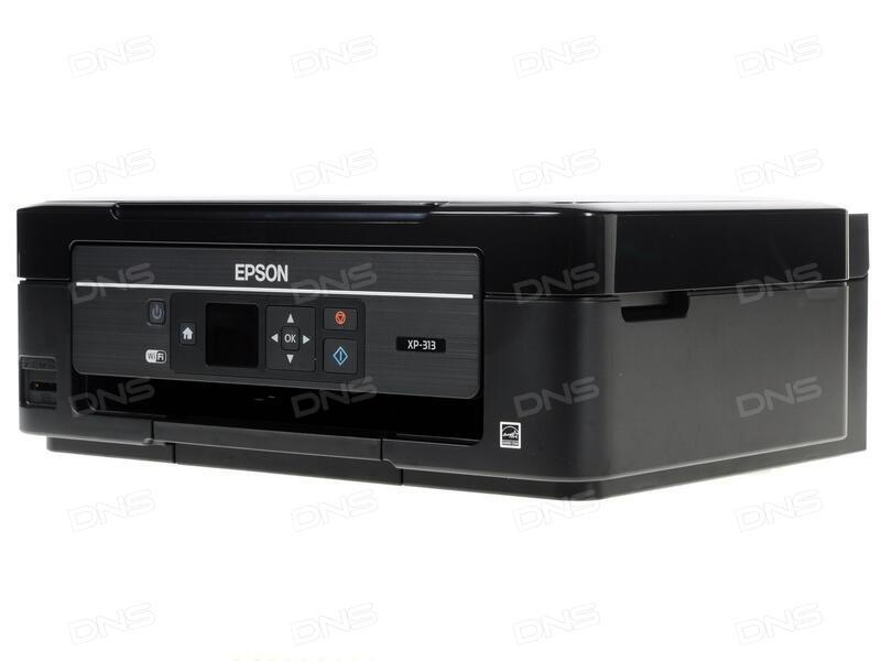 Прошивка МФУ Epson XP-313 | S1