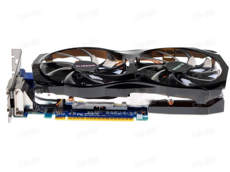 Купить Видеокарта GIGABYTE GeForce GTX 650 Ti  GV-N65TOC-2GI  в ... a3201a5a2a8