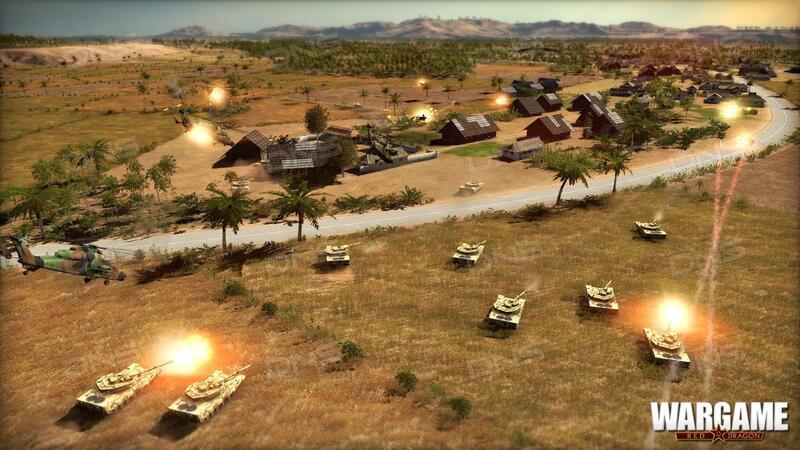 Wargame Red Dragon игра скачать торрент - фото 2