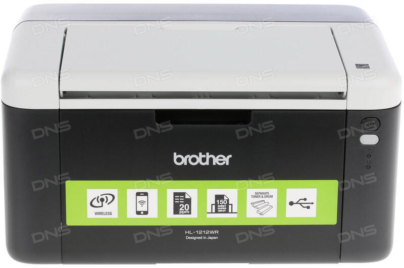 BROTHER HL-1212WR PRINTER DRIVERS FOR WINDOWS XP