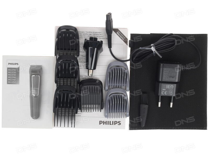 Купить Триммер Phlips MG3730 15 в интернет магазине DNS ... cb4fa89ca5b