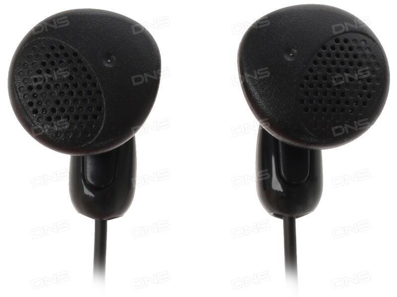 Купить Наушники Sony MDR-E9LPB черный в интернет магазине DNS ... 90930e2fb31b9