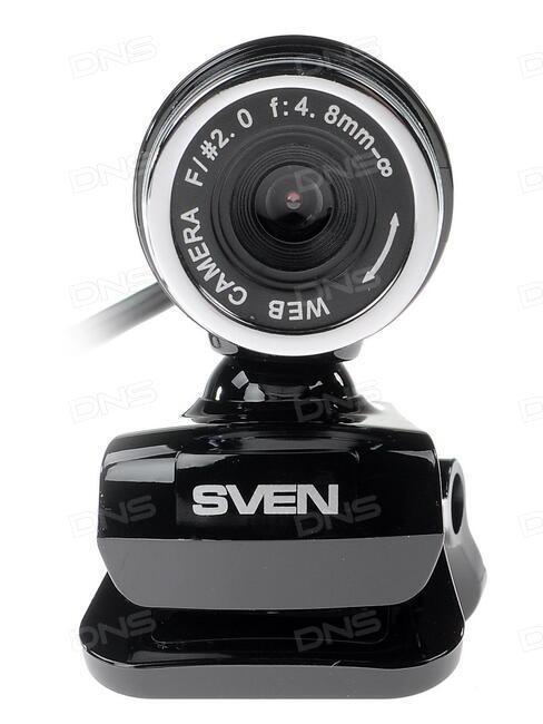 драйвер для вебки sven ic-720 web