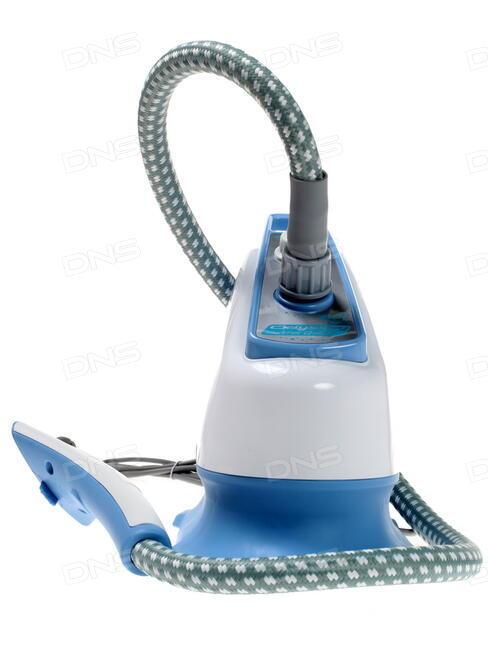 Отпариватель Endever ODYSSEY Q-503 для одежды мощность 1500W напряжение 220-240V емкость бака 2500 мл LED дисплей цвет корпуса синий/белый