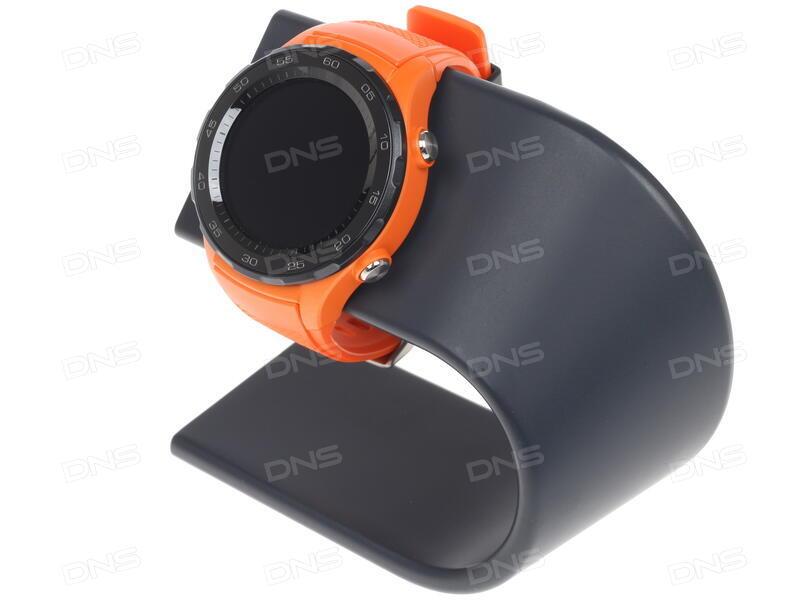 Купить Смарт-часы Huawei Watch 2 Sport LTE ремешок - оранжевый в ... b64c4537947