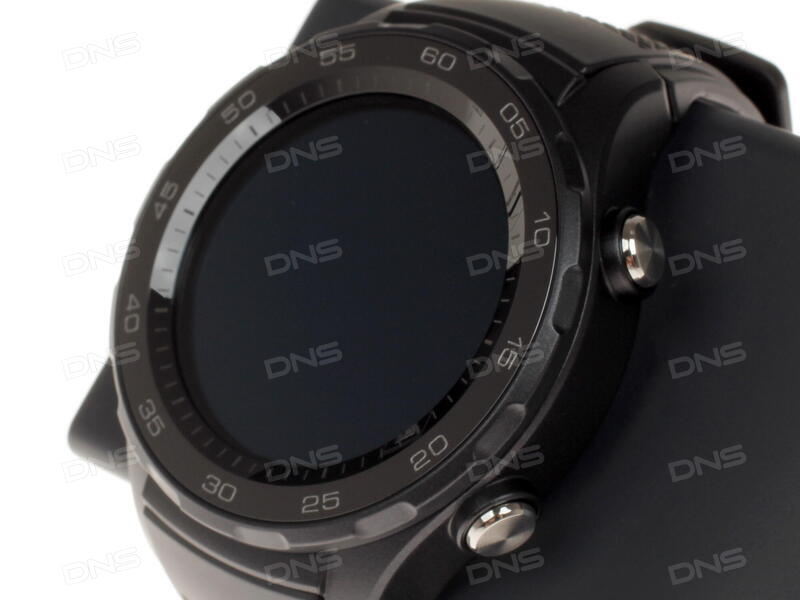 Купить Смарт-часы Huawei Watch 2 Sport LTE ремешок - черный в ... 05d4b6496e6