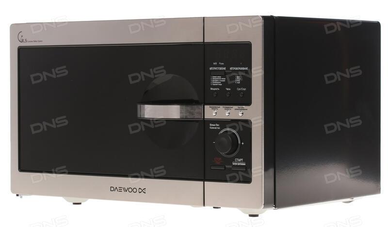 Микроволновая печь DAEWOO KOR-6LBRC