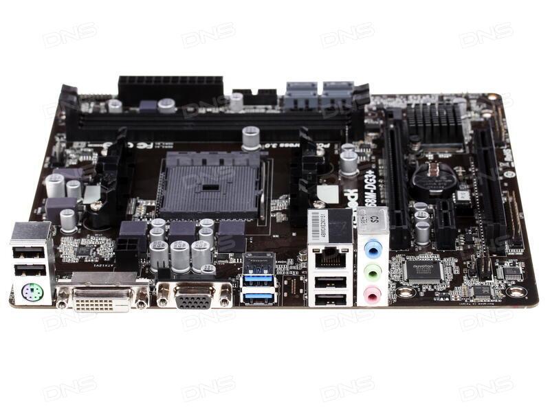 ASRock FM2A88M-DG3+ AMD Graphics Drivers for Mac