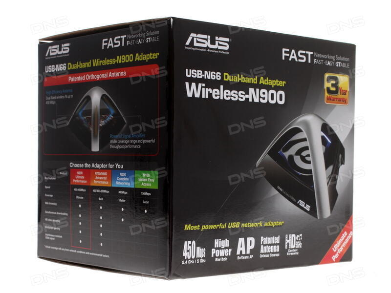 DRIVER FOR ASUS USB-N66
